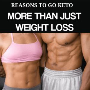keto diet 5 reasons more