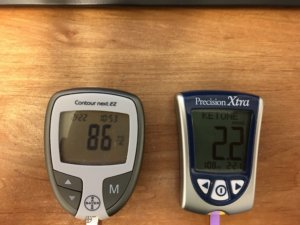 glucose and ketones after a 48 hour fast Loveland Medical Clinic 22 Day Weight Loss Program Loveland CO 970-541-0903