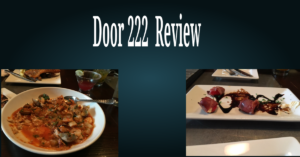 Low Carb Restaurant Review Door 222 Loveland