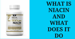 Vitamin B3 Niacin and Weight Loss