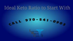 Figure out Keto Ratios