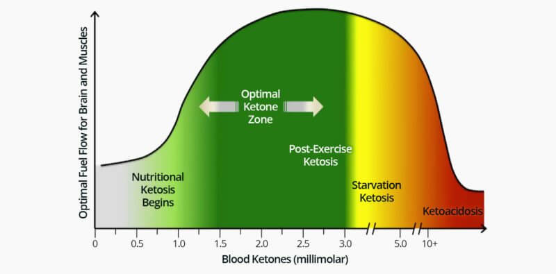 Weight loss with ketogenic diet