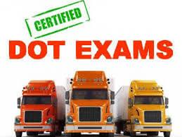 Department of Transportation  DOT CDL physical exam Loveland CO 2018